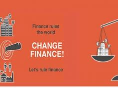 "Finance Watch lancia la campagna ""Change Finance"""