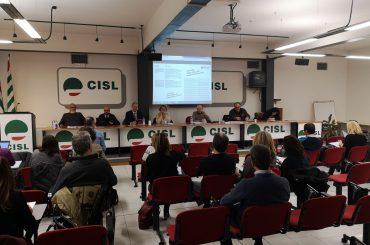 CONSIGLIO GENERALE FIRST-CISL Area Metropolitana Bolognese e Ferrara