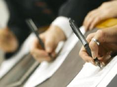 Assicurativi: incontro in Ania: definita l'intesa per la riserva di assunzioni dei lavoratori provenienti dalle aziende in l.c.a.