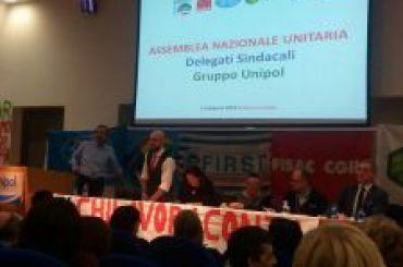 Gruppo Unipol: assemblea unitaria dei delegati del gruppo
