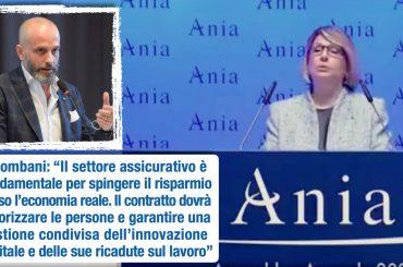 Ania, First Cisl, assicurazioni strategiche per ripresa, pronti alla trattativa su contratto nazionale