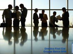 Direttivo della First Cisl Gruppo Banco BPM