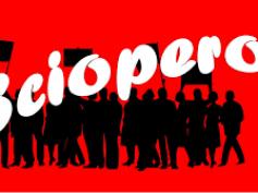Lavoratori e clienti uniti: sciopero e manifestazione