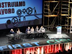 """Arena, First Cisl, """"progettualità sindacale per la rappresentanza dei dirigenti"""""""