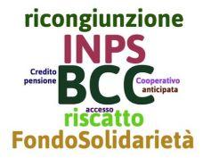 Inps. Istruzioni per riscatti e ricongiunzioni pro esodi BCC.