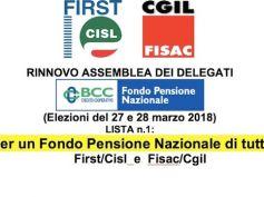 27 e 28 marzo: elezioni per rinnovare l'Assemblea dei Delegati FPN BCC