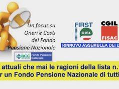FPN BCC: focus sui costi.