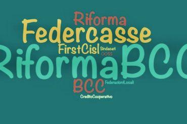 Riforma BCC: Federcasse & Federazioni locali.