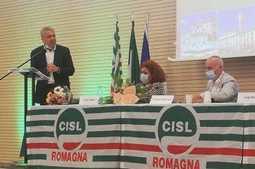 Linda Braschi, nuova segretaria territoriale della Romagna