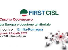 Credito cooperativo, tra Europa e coesione territoriale, la tavola rotonda First Cisl Emilia Romagna