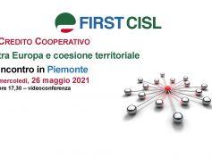 Credito cooperativo, tra Europa e coesione territoriale, la tavola rotonda First Cisl Piemonte