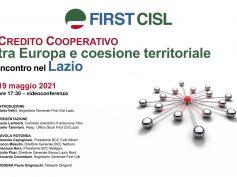 Credito cooperativo, tra Europa e coesione territoriale, la tavola rotonda First Cisl Lazio