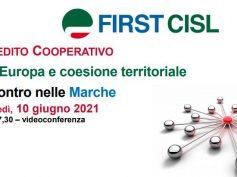 Credito cooperativo, tra Europa e coesione territoriale, la tavola rotonda First Cisl Marche