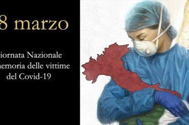 18 marzo, Giornata nazionale in memoria delle vittime del Covid