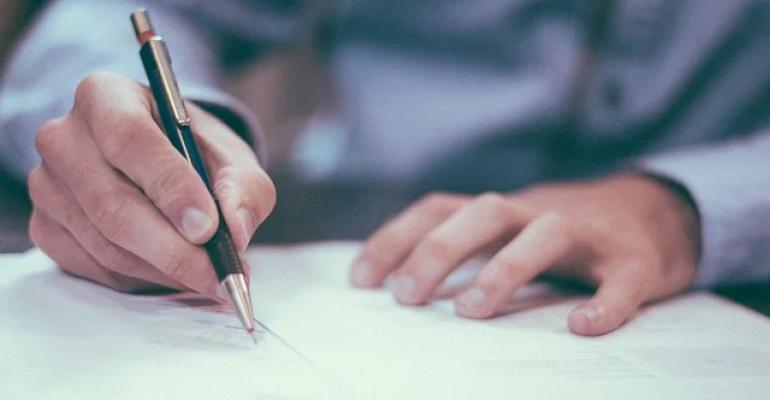 Accordo firmato in C. R. Cento