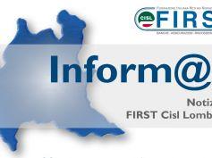 Inform@ti marzo 2018, il notiziario First Cisl Lombardia