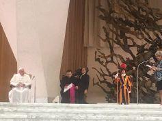 "Papa Francesco, ""siete sulla buona strada"""