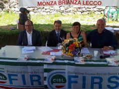Tiziana La Scala nuova segretaria generale di First Cisl Monza Brianza Lecco