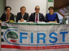 Giovanni Giacomo Salvoldi nuovo segretario generale First Cisl Bergamo
