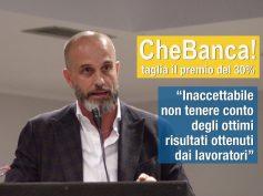CheBanca! taglia premi ai dipendenti, First Cisl, decisione inaccettabile