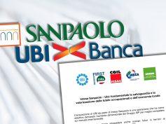 Intesa-Ubi, salvaguardare e valorizzare tutele occupazionali ed economia locale