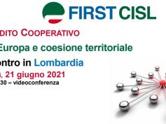 Credito cooperativo, tra Europa e coesione territoriale, la tavola rotonda First Cisl Lombardia