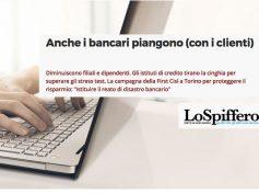AdessoBanca! a Torino, sistema bancario piemontese è forte ma serve riformare