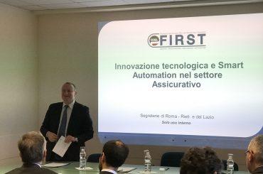 """Seminario """"Innovazione tecnologica e Smart Automation nel settore Assicurativo"""""""
