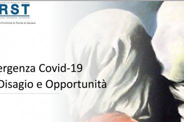 Tavola rotonda (First Cisl Lazio): Emergenza Covid-19 fra disagio ed opportunità