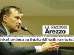 La Nazione, subordinate Etruria, niente truffa per il giudice dell'Aquila