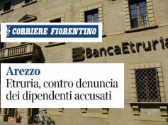 """Corriere Fiorentino, """"contro denuncia dei dipendenti accusati"""""""
