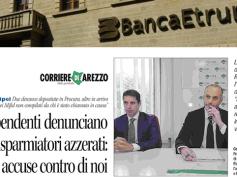 """Corriere di Arezzo, First Cisl, """"nessuna vendetta, ma la ricerca della verità"""""""