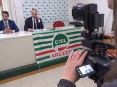 """Arezzo TV, dipendenti di Banca Etruria, """"non siamo truffatori"""""""