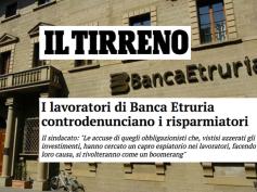 """Il Tirreno, """"un boomerang le accuse di chi cerca di rivalersi sui dipendenti"""""""