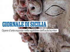 """Fidelis sul Giornale di Sicilia, una mostra """"dal grande significato simbolico"""""""