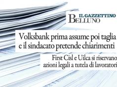 Volksbank, il confronto continua a tenere banco sulla stampa