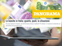 Banche e filiali, lo studio di First Cisl nell'analisi di Panorama.it