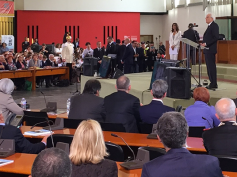 Fidelis, il Presidente della Repubblica a Palermo chiama Italia in aula bunker