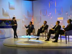 Giulio Romani discute di banche, npl ed esuberi a Coffee Break su La7