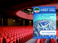 Tutte le tesi del primo Congresso nazionale First Cisl