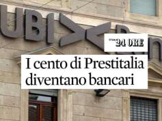 """Colombani di First Cisl, """"i dipendenti di Prestitalia abbandonano la serie b"""""""