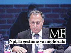 Le banche italiane devono migliorare la gestione