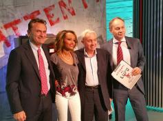 Giulio Romani parla di banche in crisi ad Attenti al Lupo su Tv2000