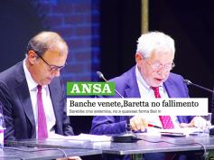 Baretta al congresso First Cisl, Governo contrario a ogni forma di bail in