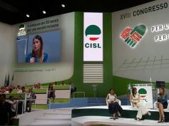 """Congresso Cisl, Boschi, """"grata a Cisl per impegno contro violenza sulle donne"""""""