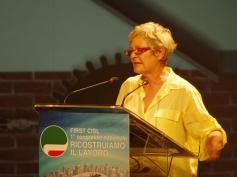 """Annamaria Furlan, """"elezioni o no continuare lavoro su crescita"""""""