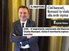 Giulio Romani a Benevento e Avellino parla di npl, esuberi e retribuzioni