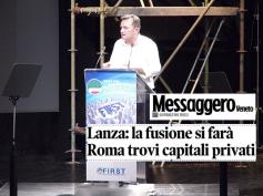 Romani e gli npl delle banche venete oggi su Il Messaggero Veneto