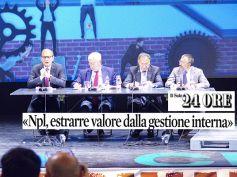 Barbagallo al congresso First Cisl, npl, estrarre valore dalla gestione interna