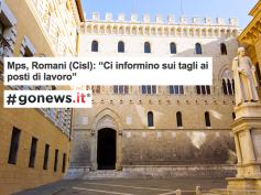 """GoNews.it, Romani, """"ci inquieta il silenzio di Mps su esuberi"""""""